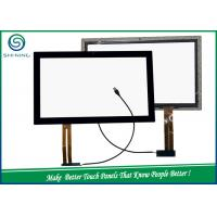 Best Advertising Machine 21.5'' Capacitive Touch Screen Panel With 6H Surface Hardness wholesale