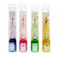 Best Apple or Lemon Fragrance Oil Reed Diffuser for Body Care with Exquisite Design wholesale