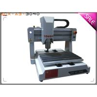 China 3040 3 Axis Desktop CNC Router Machine For Woodworking And Sign Making on sale