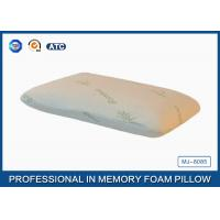 Best Rectangle Small Portable Traditional Memory Foam Body Pillow , PU Memory Foam wholesale