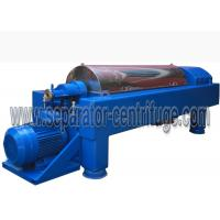 Best Sludge Dewatering Wastewater Treatment Plant Equipment ,  Decanter Centrifuge wholesale