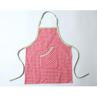 Best Sleeveless  Personalized Cooking Apron , Girls Cooking Apron Custom Sizes wholesale