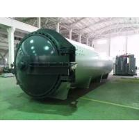 China Auto Glass Laminating Autoclave With ASME U stamp ISO certificate or CE certificate on sale