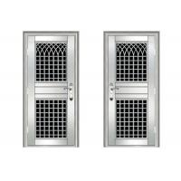 China Aluminum Alloy / Stainless Steel Residential Doors Strong Corrosion Resistance on sale