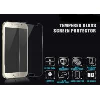 China Waterproof Smooth Samsung A3 Screen Protector 2.5 D Tempered Glass 9H on sale