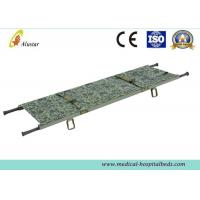 Best Military Canvas Stretcher Emergency Folding Stretcher Waterproof Rescue Stretcher ALS-SA105 wholesale