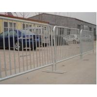 Best Temporary Event Barrier Panel 38mm Diameter Pipe 1.1m wholesale