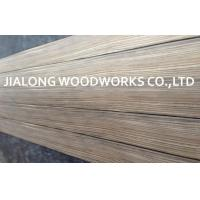 Best Natural Sliced Cut African Teak Quarter Cut Wood Veneer Sheet For Plywood wholesale