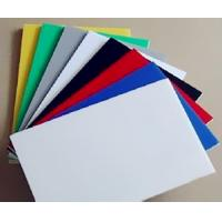 Best colorful high purity PVC plate2 wholesale