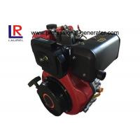 Best Light Weight 8.5HP Diesel Engine with Compact Structure Design , Air Cooled Recoil or Electric wholesale