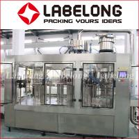 Best Automatic Water Bottle Filling Machine 304 Stainless Steel 3000-18000 Bottles / Hour wholesale