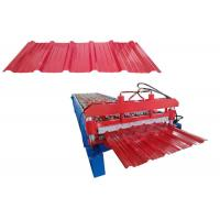 Best 20-25m/min high running speed roofing sheet roll forming machine for roofing making wholesale