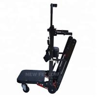 Buy cheap NF - WD03 Electric Automatic Stair Climbing Cart With Four - Wheel In Black from wholesalers