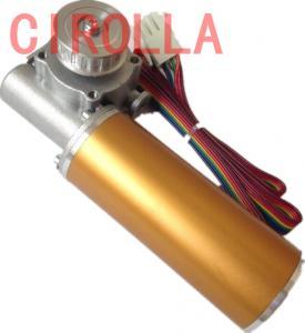 Round Sliding Glass Electric Door Motor / Door Lock Actuator Motor CE CCC SGS