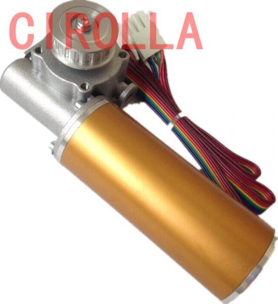 Cheap Round Sliding Glass Electric Door Motor / Door Lock Actuator Motor CE CCC SGS for sale