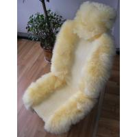 Cheap Sheepskin car seat covers for sale