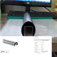 Best 304 stainless steel slotted handrail wholesale