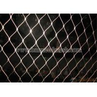 Best Flexible Stainless Steel Rope Mesh/Stainless Steel Wire Rope Mesh For Decoration wholesale