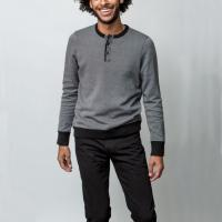 Best Cool Free People Too Good Sweater , 100 Cotton Half Zip Up Sweater For Male wholesale