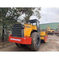 China Deutz Engine Dynapac Road Roller , Second Hand Road Roller Machine on sale