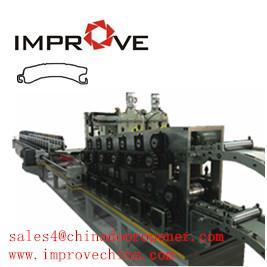 Best New Condition Shutter Door Roll Forming Machine China Wholesale Merchandise C Profile Making Machine wholesale