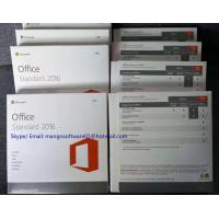 Best Genuine Microsoft Office Home Business 2016 Retail Key Activation Online DVD Media wholesale