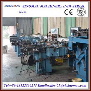 China Automatic Chain Bending Welding Machine on sale