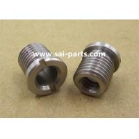 China Precision Metal Parts Stainless Steel Threaded Inserts on sale