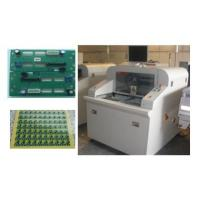 Buy cheap High Speed Pcb Depaneling Machine PCB CNC Router For PCB Cutting from wholesalers
