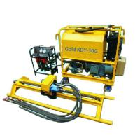 China tunnel boring machine rotary drilling rig ,tractor mounted shallow water well drilling mac on sale