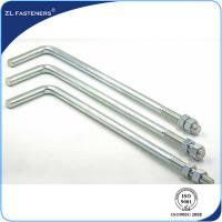 China Stainless Steel Fasteners Stainless Steel Anchor Bolt OEM / ODM Available on sale