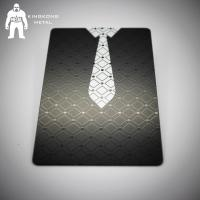 China Sheet  Elite Vip Matte Black Metal Business Cards , Personalised Black White Gold Business Cards on sale