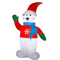 Best Factory Customized Christmas Holiday Family Party Outdoor Funny Inflatable Snowman Display wholesale