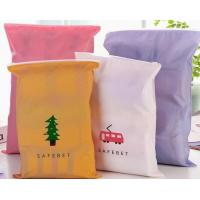 Buy cheap Recyclable EVA Plastic Pouch Packaging Underwear Plastic Zipper Pouch from wholesalers