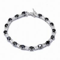 Best Fashionable Bracelet, Made of Sterling Silver, Customized Designs are Accepted wholesale