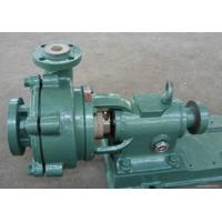 Best 100KW UHB Centrifugal Sewage Pumps , Industrial Mud Pump With 3-1800m3/h Flow wholesale