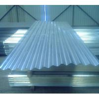 Best SGCC, SGCH, G550 JIS hot dipped Steel Galvanized Corrugated Roofing Sheet / sheets wholesale