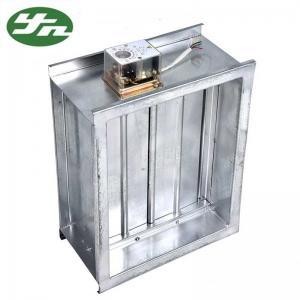 Best Ventilation System Galvanized Steel Air Volume Regulating Valve In Air Ducting wholesale
