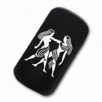 Best Mobile Phone Pouch, Made of Velvet Material, Suitable for Apple