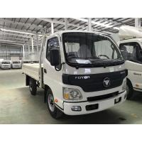 Buy cheap White Color Flat Bed Foton Light Truck 4x2 Drive Type Special Purpose Vehicle from wholesalers