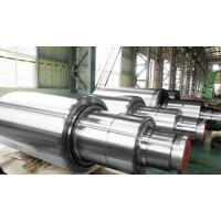 Best Cr1 Cr2 Cr3 Cr5 Cr8 Cr12 Forged Steel Rolls work roll backup roll for hot and Cold Rolling Mill wholesale