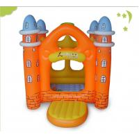 Best Luckcool Inflatables Bouncer Castle,Trampoline Bouncy Toy,Inflatable House with Balls wholesale