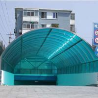 China 2012 hot sale 8mm polycarbonate greenhouse clear pc sheet roofing on sale
