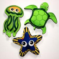 Best Kids Swimming Pool Fashionable Toys Neoprene Diving Animals wholesale