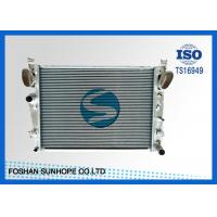 Best Automotive Vehicle Full Aluminum Radiator , Direct Fit Aluminum Radiators Fit BENZ S280 wholesale