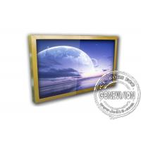 China Advertisement Wall Mount Lcd Display Player 47 Inch 1920x 1080 Resolution on sale
