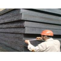 China DN250 Carbon Steel Plate flange GB713 GB6645 3mm - 200mm Thickness on sale