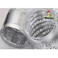 Best HVAC different length available -20°C~120°C aluminum foil flexible ducting wholesale