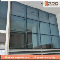 Best Unitized Panel Aluminium Curtain Wall For Commercial Building Customized Size wholesale