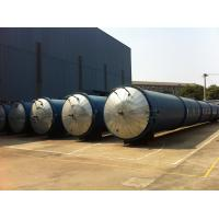 Best Brick / Rubber / Food / Glass Industrial Autoclave For AAC Plant , Lightweight wholesale